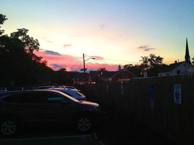 Scotch-Sunset